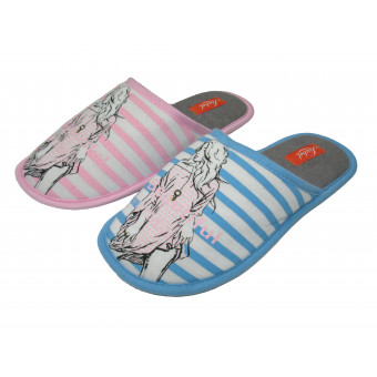 Woman slipper washable,...
