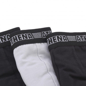 3 Pack Man mid-fit Brief,...