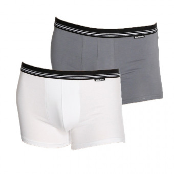 Pack 2 Boxer shorty Uomo