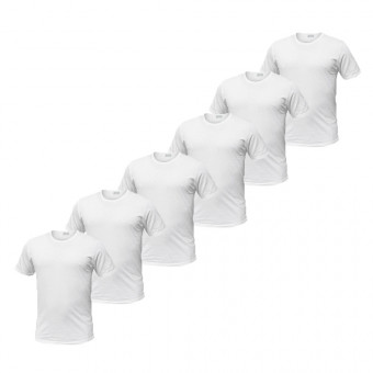 Pack 6 T-Shirts uomo