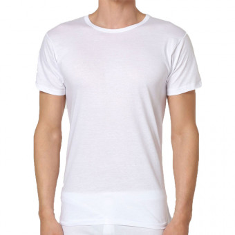 Man T-Shirt round neck,...