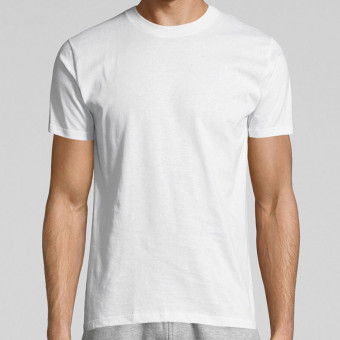 Pack 3 T-shirt bianche