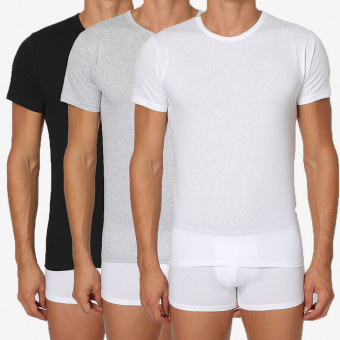 Pack 3 T-Shirts uomo
