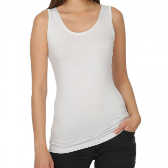 Woman tank top, wider...